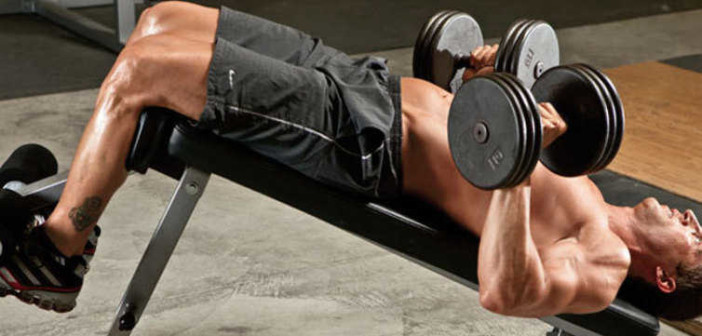 Decline Dumbbell Bench Press Exercise Guide