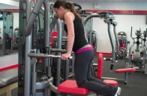 Assisted Chest Dip (Machine Dip)