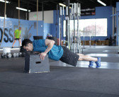 Incline Push-Up Exercise