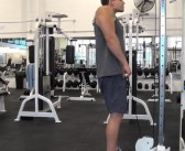 Cable Shrug Exercise Guide
