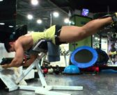 Reverse Back Extension – Reverse Hyper