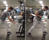 One-Arm Cable Row Exercise