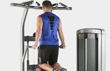 Triceps Dips On Pullup Machine