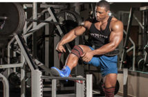 Knee wraps: bodybuilding accessories