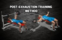 Post-Exhaustion Training Method