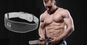 Weight-lifting belt