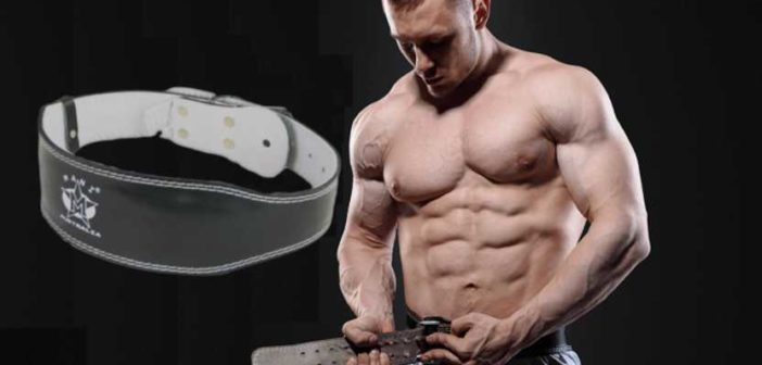 Weight-lifting belt