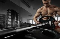 Barbells - strength training equipment