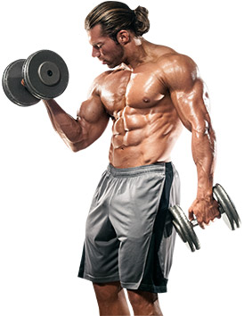 Weight training equipment - dumbbells