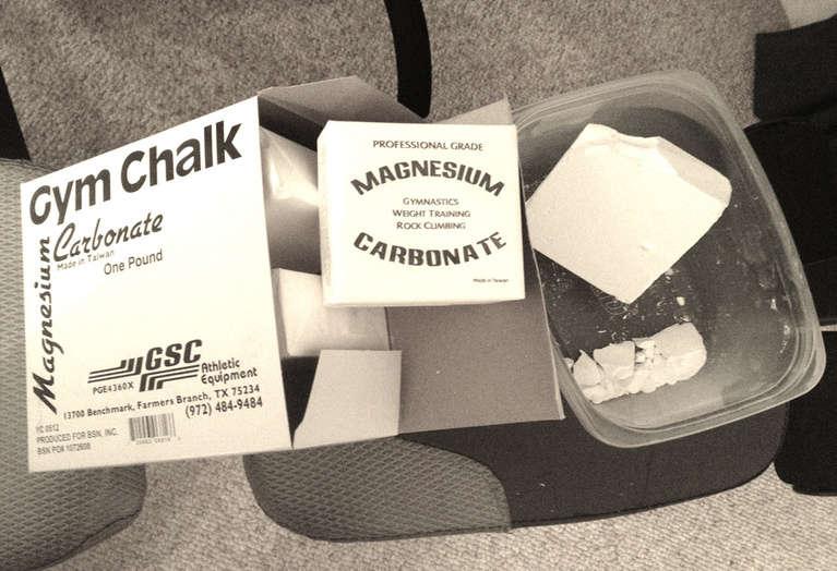 Gym Chalk Advantages & Disadvantages