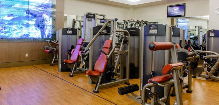Strength-training machines