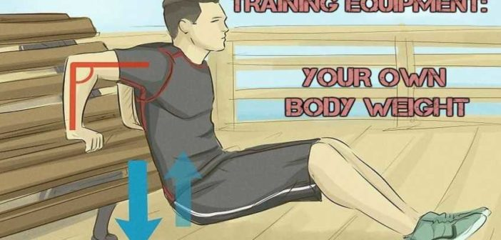 Bodyweight training – increasing strength through bodyweight exercises
