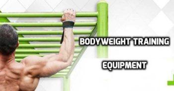 Bodyweight training equipment