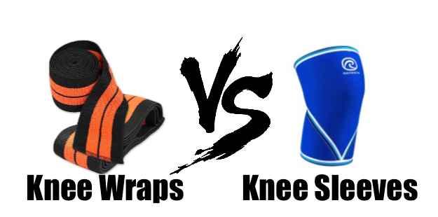 Knee wraps & Knee sleeves