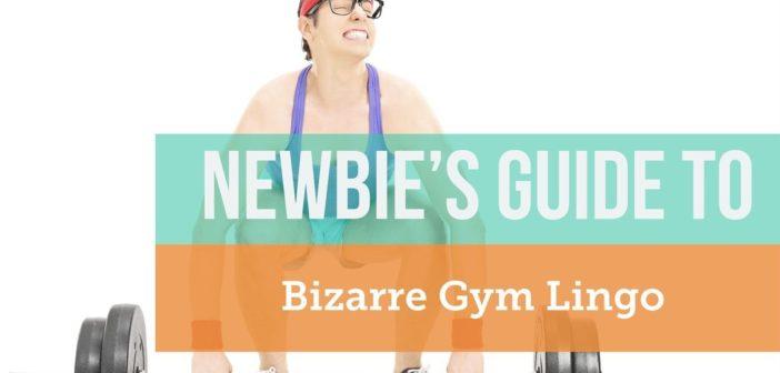 Gym Jargon & Slang – The Language of Bodybuilding