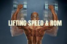 Repetition Speed and Range of Motion