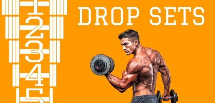 drop sets in weight lifting