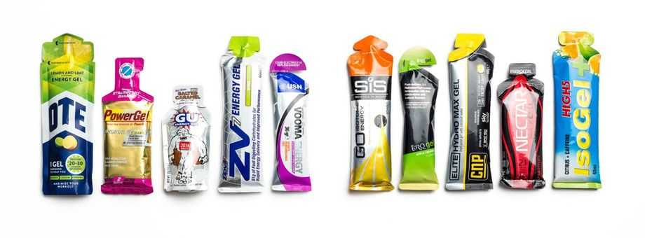 energy gels review