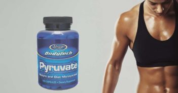 Pyruvate supplementation and weight loss