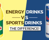 Sport Drinks Versus Energy Drinks