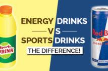 Sport Drinks Versus Energy Drinks