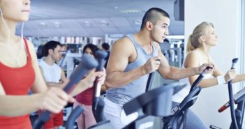 cardio training elliptical machines