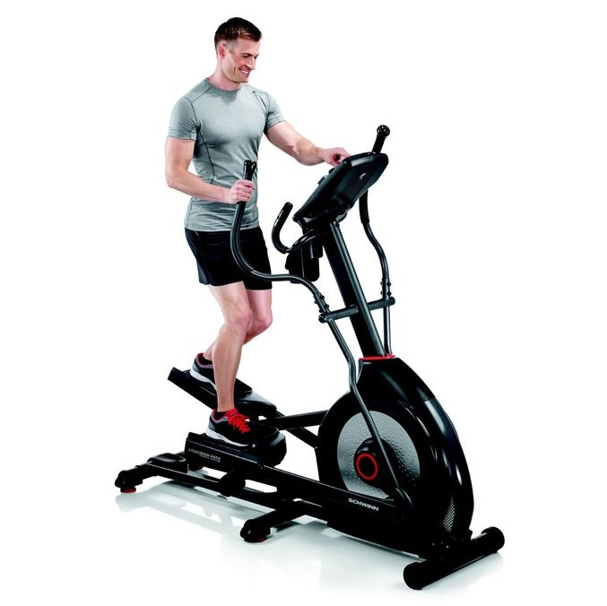 elliptical trainers cardio workout equipment