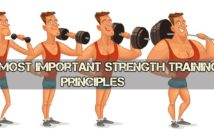 Eight Most Important Strength Training Principles
