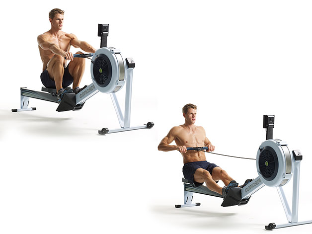 Benefits of Using a Rowing Ergometer