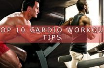 cardio workout tips/principles