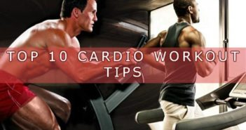 cardio workout tips/principles