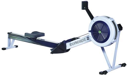 concept 2 rowing ergometer