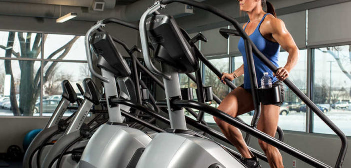 Cardio Exercise Equipment: Stair Climbers