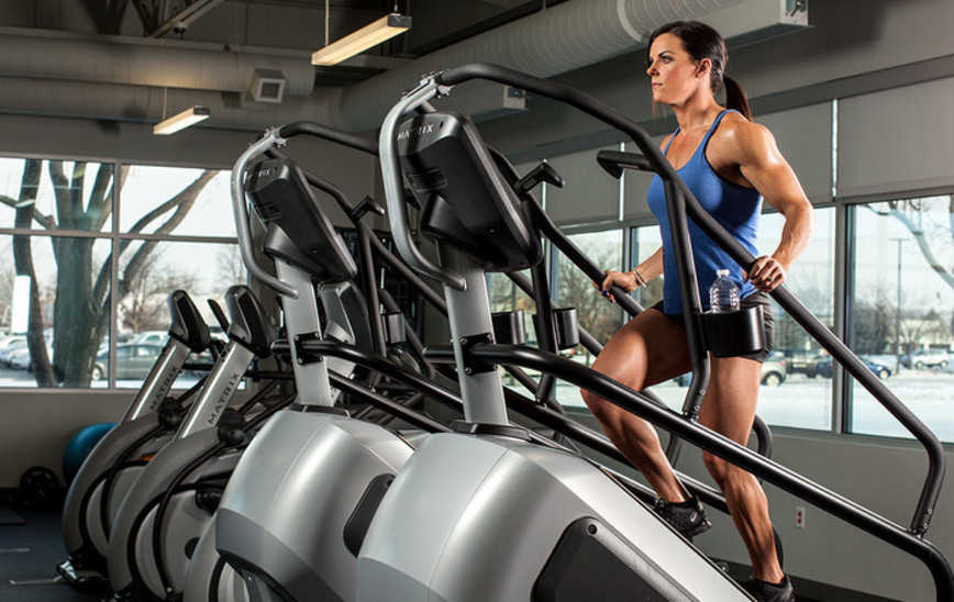 Cardio Exercise Equipment Stair Climbers