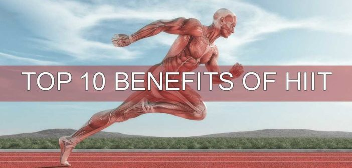 Top 10 Benefits of High-Intensity Interval Training