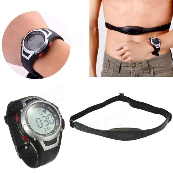 heart rate monitor features