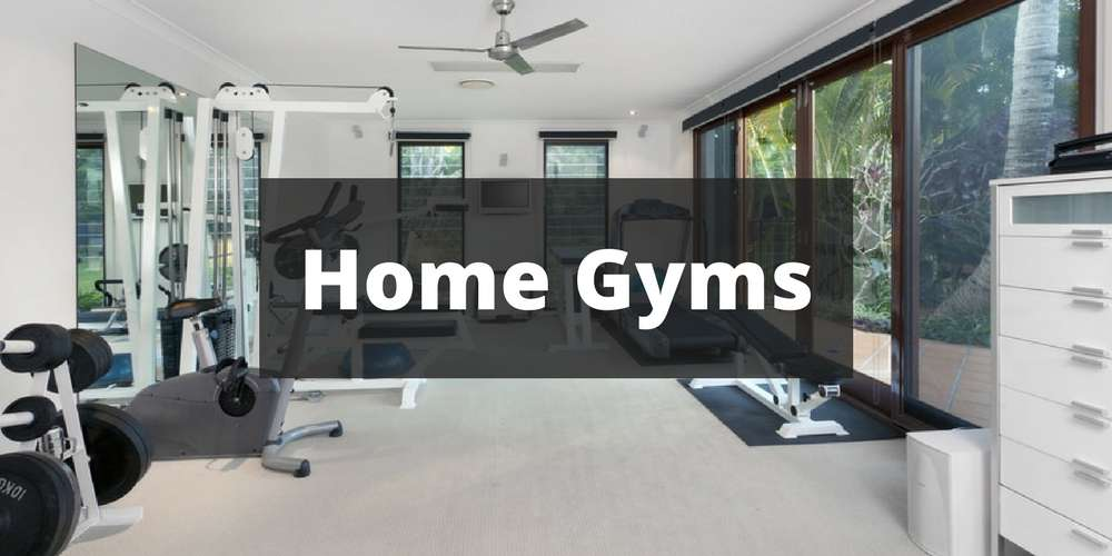 Designing your own home gym • building Wizard on contracting own home, buying own home, design own home,