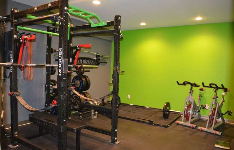 Garage gym packages home equipment for ideas u bablovsegda