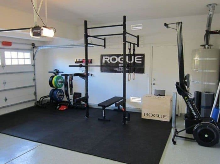 Designing your own home gym u2022 bodybuilding wizard