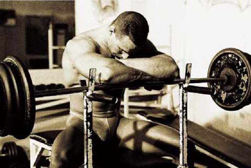 Overtraining syndrome: symptoms, causes, solutions