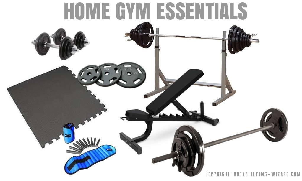 Basic Home Gym Equipment Bodybuilding Wizard