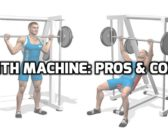 Smith Machine in Strength Training: Pros & Cons