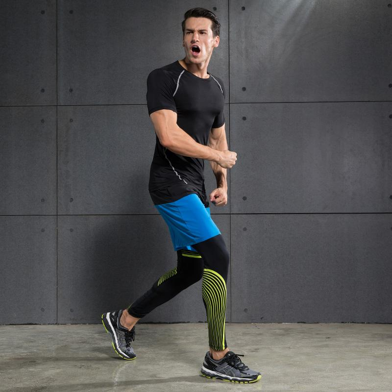 compression garments gym outfit
