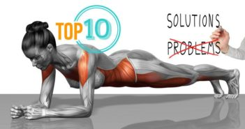 plank exercise problems & solutions
