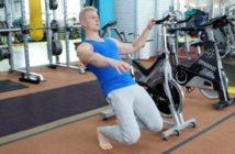 sissy squat proper form