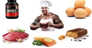Best Sources Of Protein For Building Muscles
