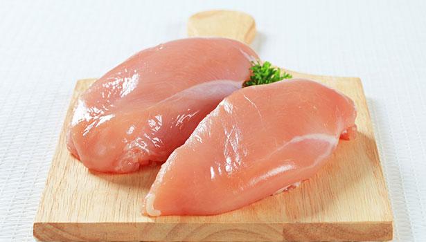 Skinless chicken breast & turkey breasts