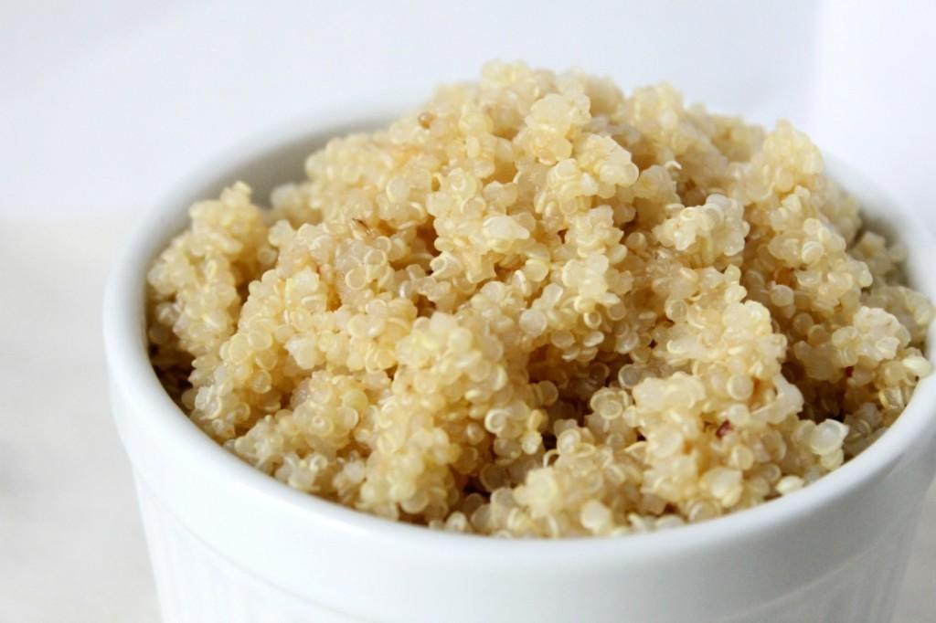 quinoa: high protein content