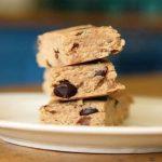 Vegan Chocolate Protein Bars Recipe