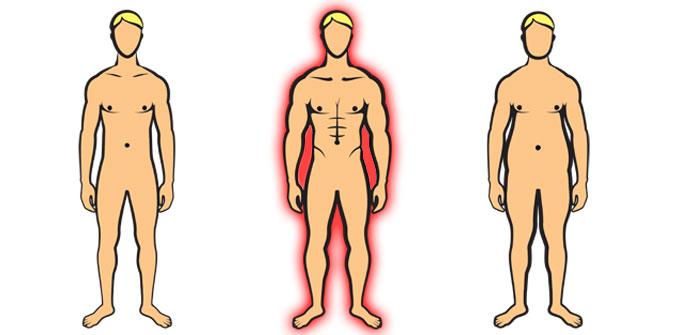 Eating tips for a mesomorph body type